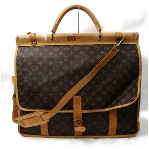 Louis Vuitton Sac Kleber Chasse with Strap
